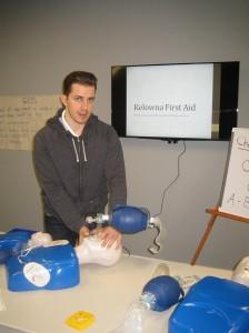 CPR Certification Course in Kelowna