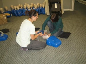 CPR Certification in Regina