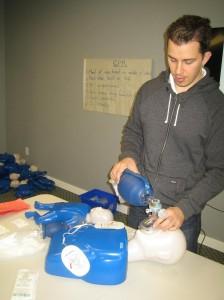 CPR Certification in Winnipeg