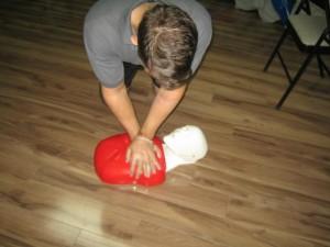 CPR Certification in Hamilton