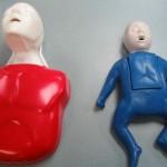 Adult and pediatric training mannequins